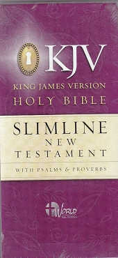 SLIMLINE NEW TESTAMENT