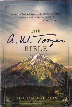 A. W. TOZER BIBLE
