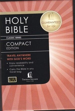 COMPACT EDITION NEW TESTAMENT AND PSALMS