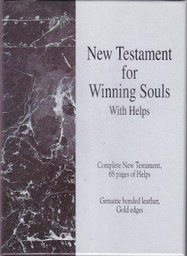NEW TESTAMENT FOR WINNING SOULS